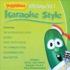 Veggie Tales Silly Songs, Vol. 1: Karaoke Style by Various Artists (CD, Daywind)