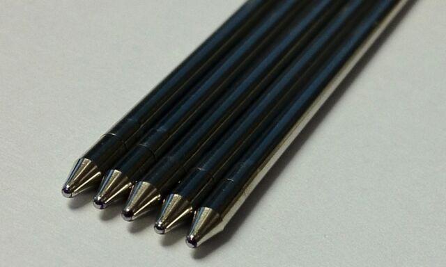 Livescribe 3: BLACK Fine tip Generic Refills. Smooth German ink for smart pen