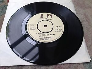 1975 BOBBY GOLDSBORO A BUTTERFLY FOR BUCKY  ANOTHER NIGHT ALONE UP 36127  EXC - Kingsbridge, Devon, United Kingdom - 1975 BOBBY GOLDSBORO A BUTTERFLY FOR BUCKY  ANOTHER NIGHT ALONE UP 36127  EXC - Kingsbridge, Devon, United Kingdom