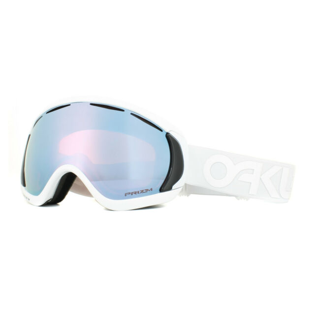 3efdd559c760 Oakley Ski Goggles Canopy OO7047-56 Factory Pilot Whiteout Prizm Snow  Sapphire