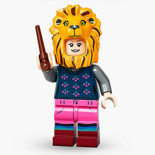 No.05 Luna Lovegood LEGO Harry Potter Series 2 CMF Removed from Packet