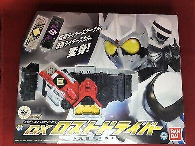 Bandai Transformation Belt ver.20th DX Lost Driver Masked Rider W