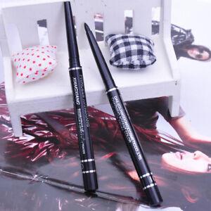 2pcs-Retractable-Eyeliner-Pencil-Waterproof-Black-Makeup