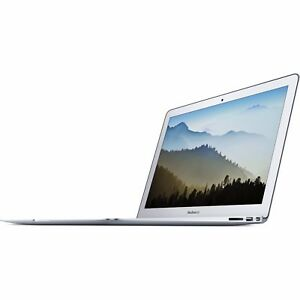 Apple-MacBook-Air-13-3-034-Laptop-128GB-MQD32LL-A-June-2017-Silver