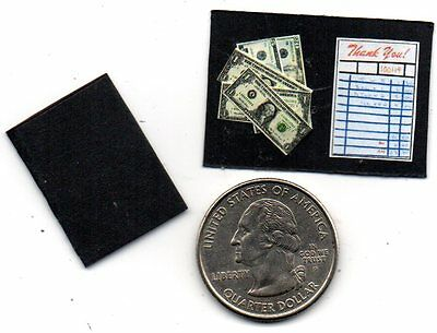 Dollhouse 1:12 scale 2  Miniature  1950/'s  WIMPY MENUS