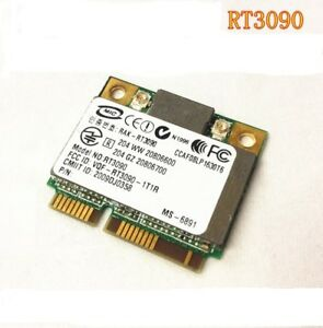 Details about Ralink RT3090 802 11b/g/n PCI-E Half mini Wireless  RT3090-1T1R New MAC LINUX