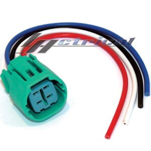 image is loading repair-plug-harness-4-wire-pigtail-connector-fits-