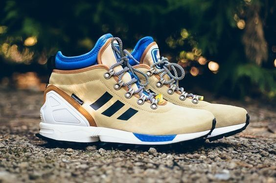 hot sale online 337a5 088c9 adidas Originals Climaproof ZX Flux Winter Trail Hiking BOOTS Shoes US 11