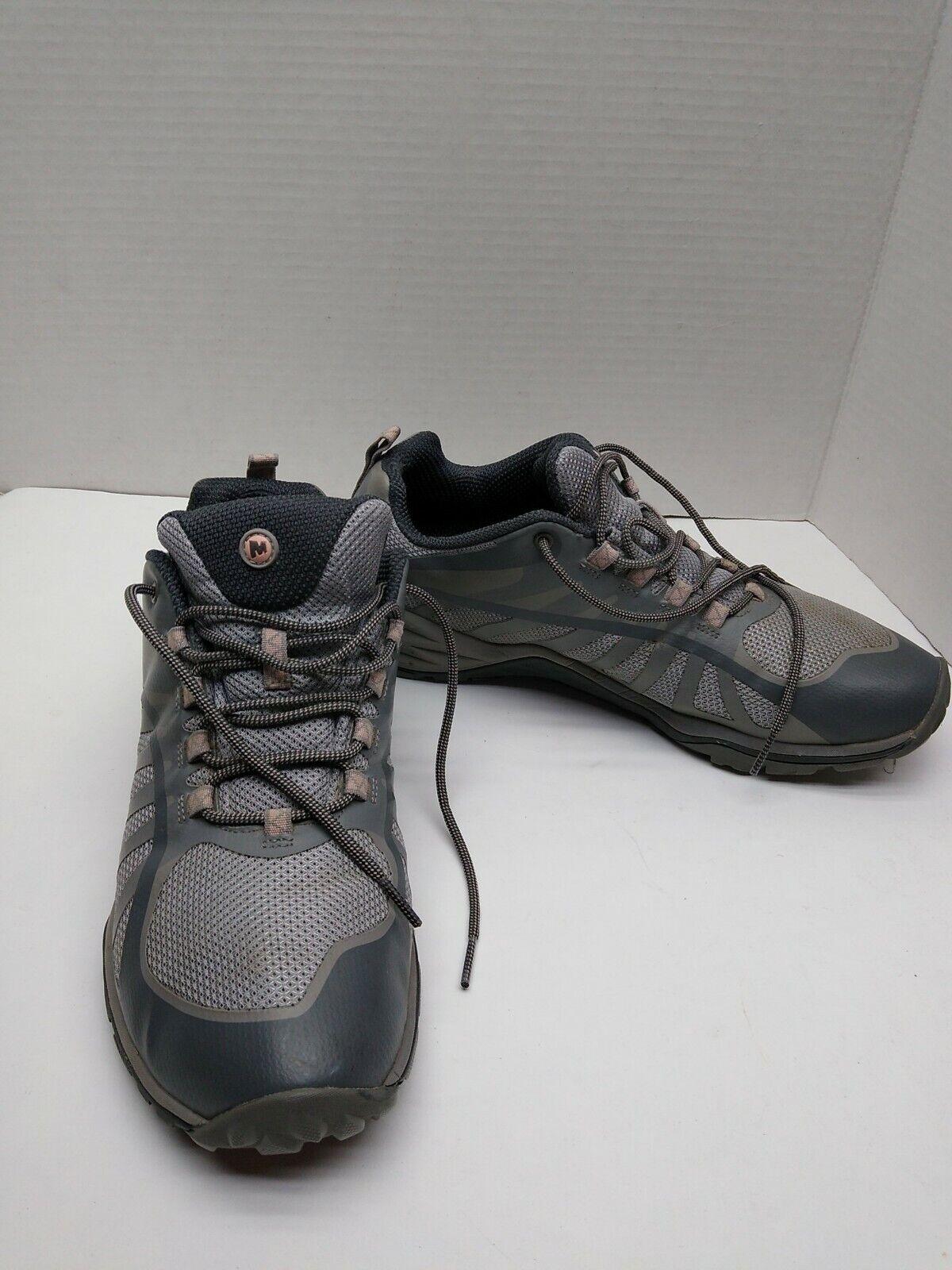 NWOB J65412 Merrell Womens SIREN EDGE Q2 Purple Hiking Trail Shoes Sz 7 7.5 8