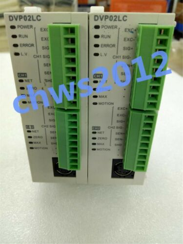 1 PCS Delta PLC module DVP02LC-SL in good condition