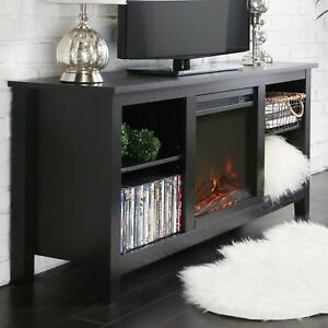 Image Is Loading Best Electric Fireplace TV Stand 58 034 Heater
