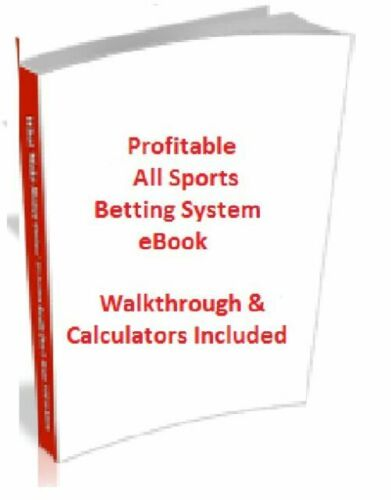 Sports betting systems ebook 1000 guineas betting 2021 tips certification