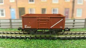 Hornby-Minitrix-N-Gauge-N502-16T-Open-Wagon