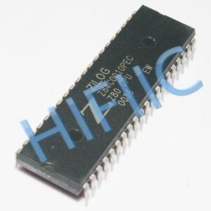 1PCS Z84C0010PEC NMOS/CMOS Z80 CPU CENTRAL PROCESSING UNIT DIP40