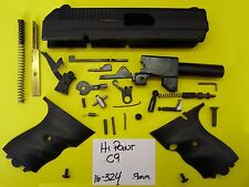 HI POINT 9C 9MM SLIDE BARREL GRIPS PINS VERY CLEAN NO FRAME ALL 4 ONE PRICE #324