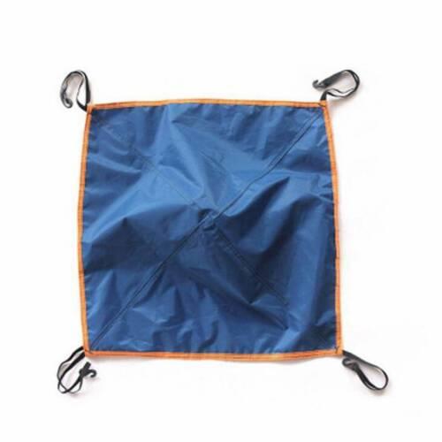 Camping Tent Hammock Rain Fly Waterproof Tarp Ripstop Rain Cover Shelter