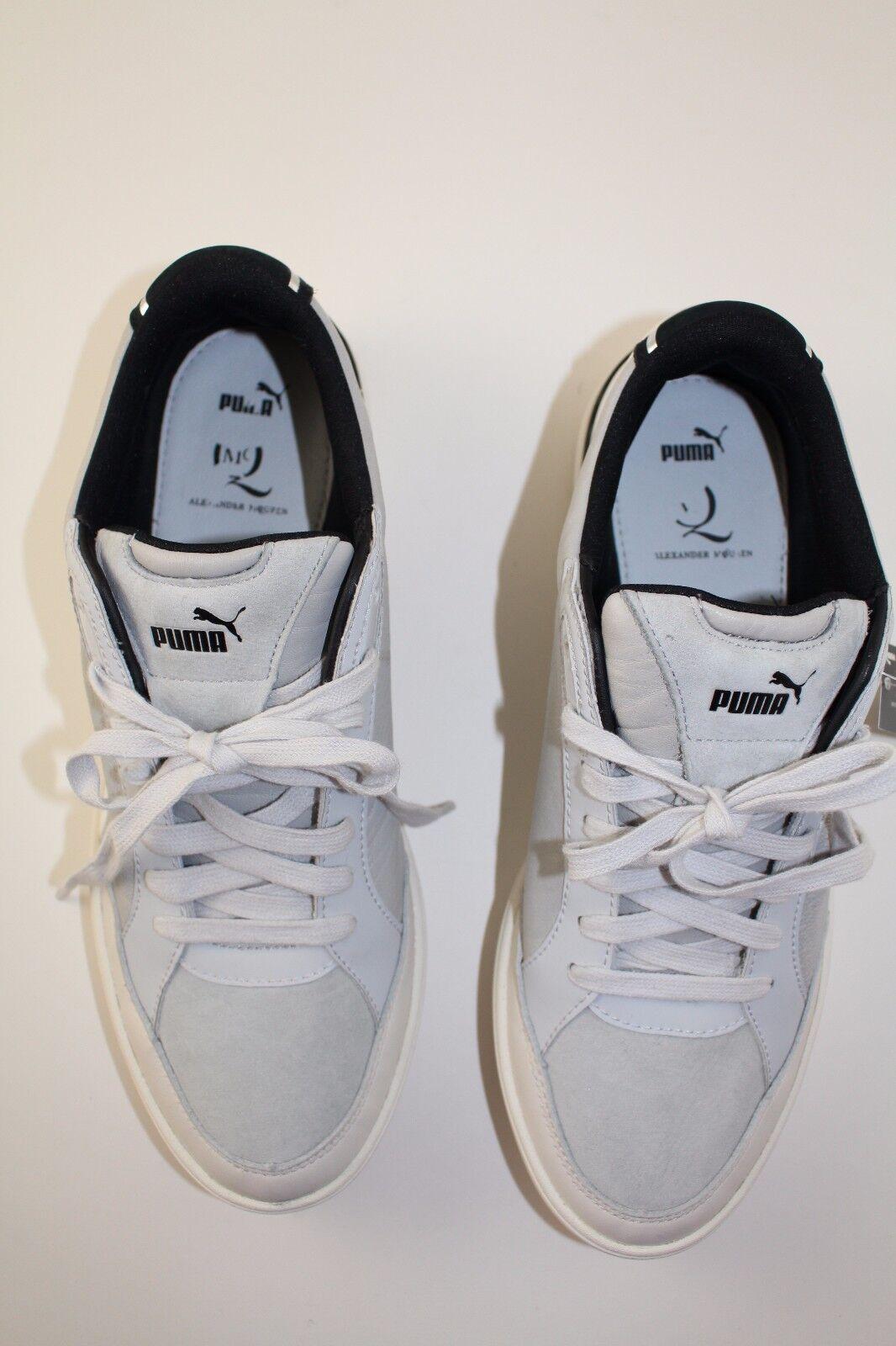 Alexander McQueen By Puma  Brace Femme Lo Leather Sneakers sz US 9.5