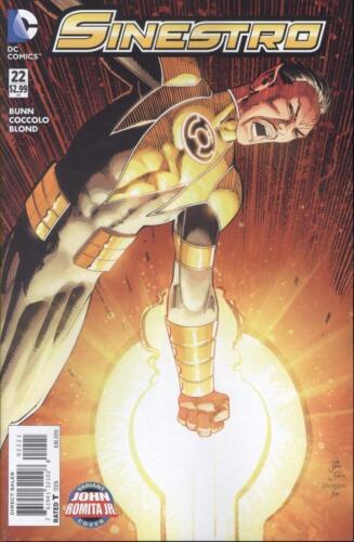 Sinestro #22 Romita Var  NEW!!!