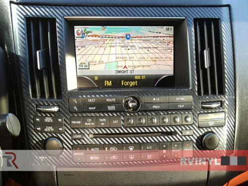 FX45 2003-2005 Auto Interior Decal Trim Rdash Dash Kit for Infiniti FX35