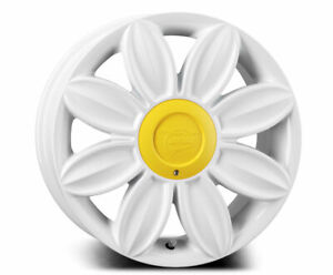 Image Is Loading Vw Beetle 16x7 0 Tansy Daisy Flower Alloy