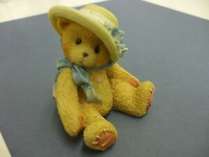 """Christy """"take me to your heart"""" cherished teddies retired H"""