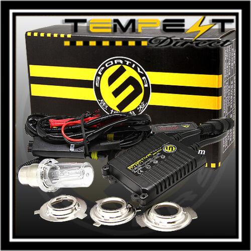 93 - 09 Honda XR650L H4 9003 Bi Xenon AC 35W Slim HID Motorcycle Conversion Kit