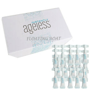 Jeunesse-Instantly-Ageless-Anti-Wrinkle-Cream-25-VIALS-Exp-05-2020-Made-in-USA
