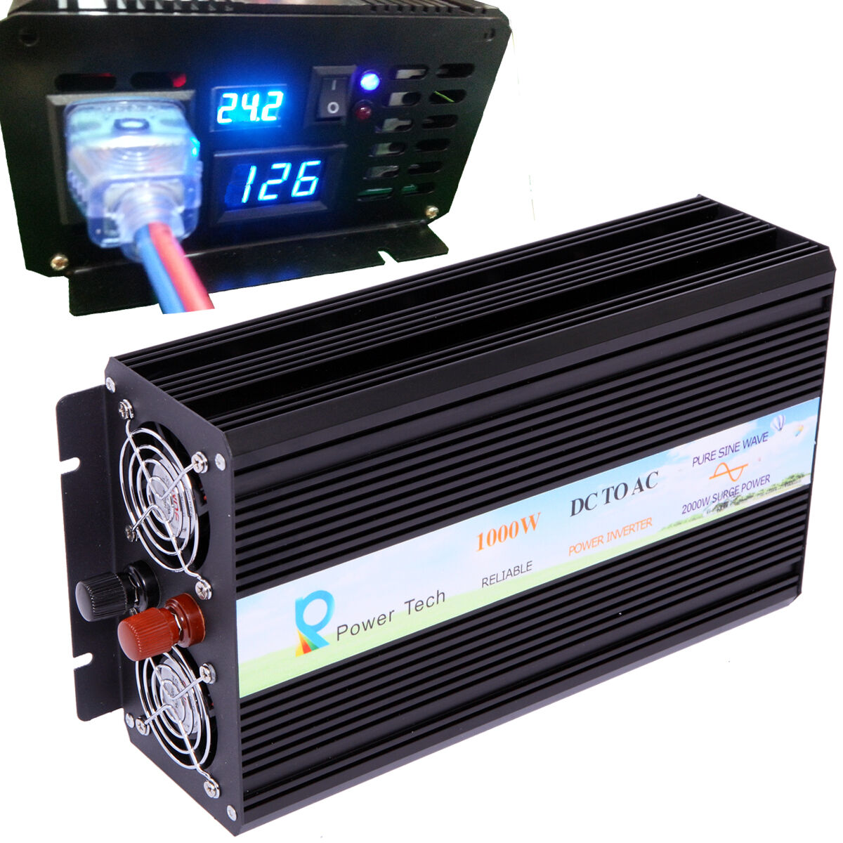 Reliable Off Grid 3500w Pure Sine Wave Inverter 12vdc To 120vac Wavedc Sign Wavesine Diagrampwm Inverterpure Norton Secured Powered By Verisign