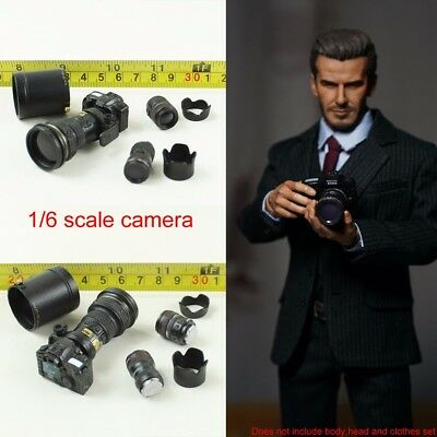 """1//6 Scale Flowers Model for 12/"""" Action Figure Scene Accessories"""