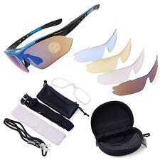Shooting Glasses -- POLICE - Tactical SWAT - Premium 5 Lens Kit & MORE - Shotgun