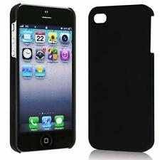 Quality Armour Snap-On Case, Hard Back Cover For iPhone 5, iPhone 5S - Black