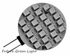 G4 24 SMD LED 12V AC / DC 1,9 W ROSSO LAMPADINA 20W A ~