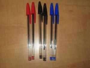 PACK-DE-6-BOLIGRAFOS-BIC-2-AZULES-2-NEGROS-Y-2-ROJOS