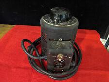 Vintage Variable Transformer Superior Powerstat Type 116