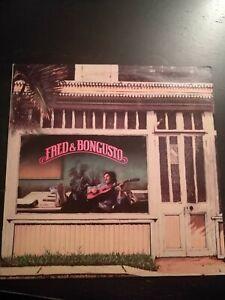 FRED & BONGUSTO  *ANNO 1980-DISCO VINILE 33 GIRI* N.72