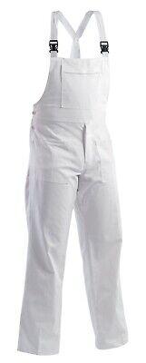 Salopette Pantalone Pantaloni da Lavoro Uomo Pettorina Tuta imbianchino operaio