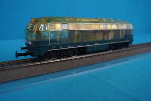 Marklin-3774-DB-Diesel-Locomotive-Br-216-TRANSPARENT-DIGITAL