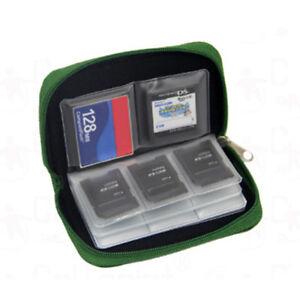 Memory-Card-Storage-Wallet-Case-Organizer-Bag-Holder-Sd-Micro-22-Slots-Camera