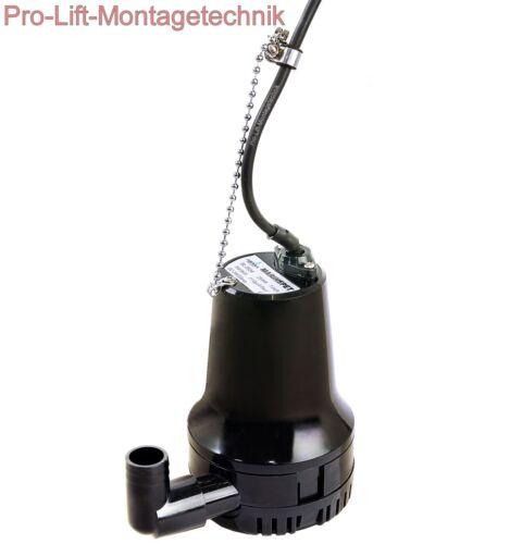 24V Tauchpumpe 70l//min Bilgenpumpe Brunnen Lenzpumpe Baupumpe 50W  BL2524J 01956