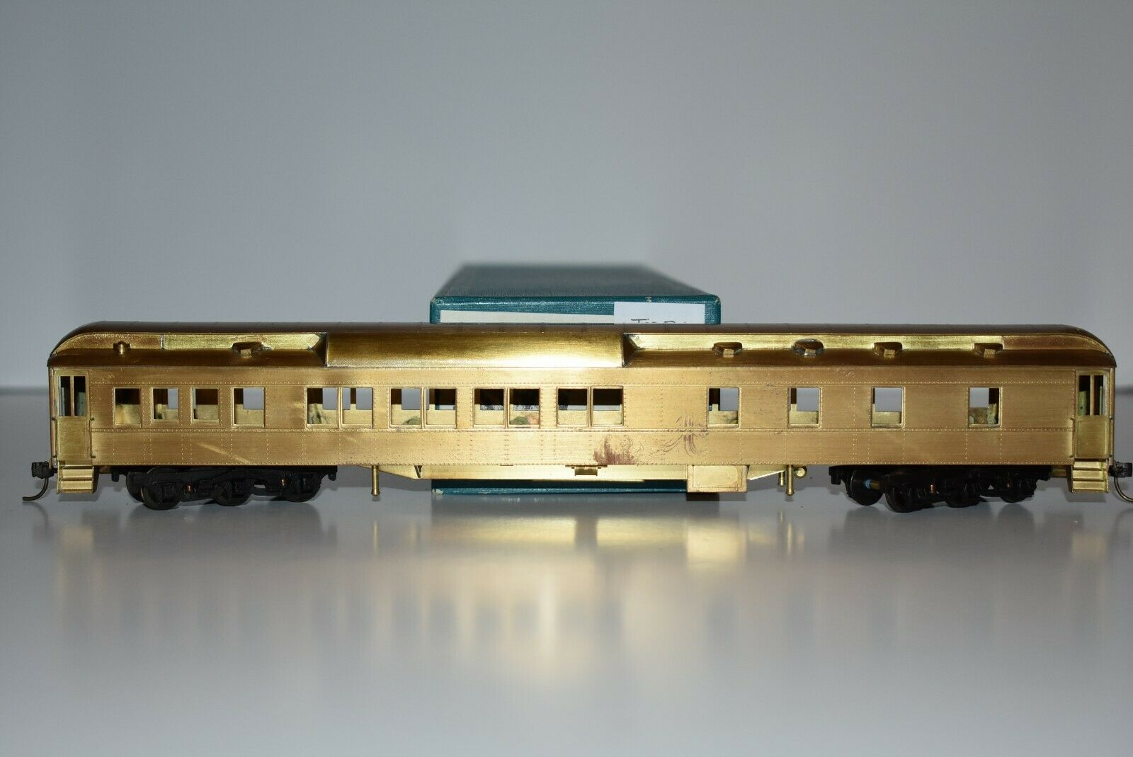 HO Scale Brass Lambert 813 Heavyweight Pullman Passenger Car T26