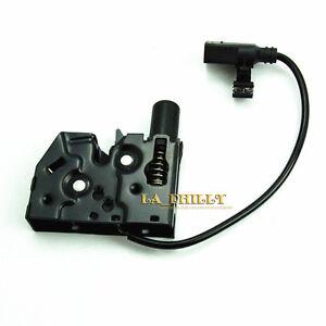 New Bonnet Latch Lock Locks 4G0823509C For Audi A6 Quattro