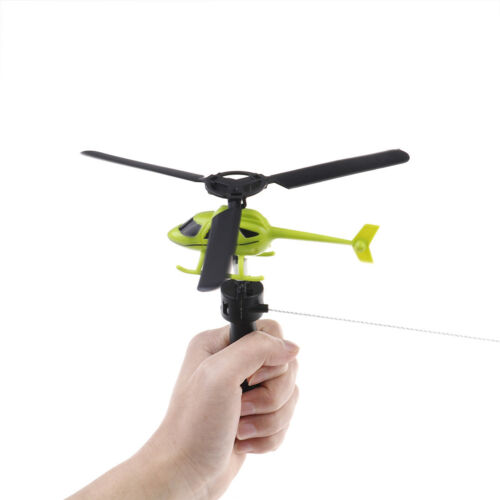 Children Aviation model Handle Pull Plane Outdoors Toy For Baby Helicopter ToyYJ