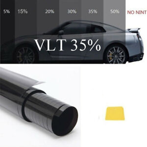 Uncut Roll Window Tint Film 35/% VLT 36 In x 50 Ft Feet Car Home Office Glass