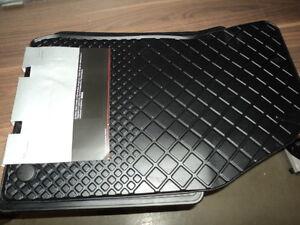 Kit-Original-Audi-A3-8l-Alfombrillas-Delanteras-TRASERO-goma-de
