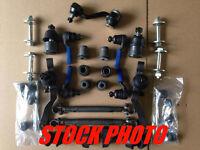 Dodge Dart 62-66 Super Front End Suspension Kit Performance Rubber