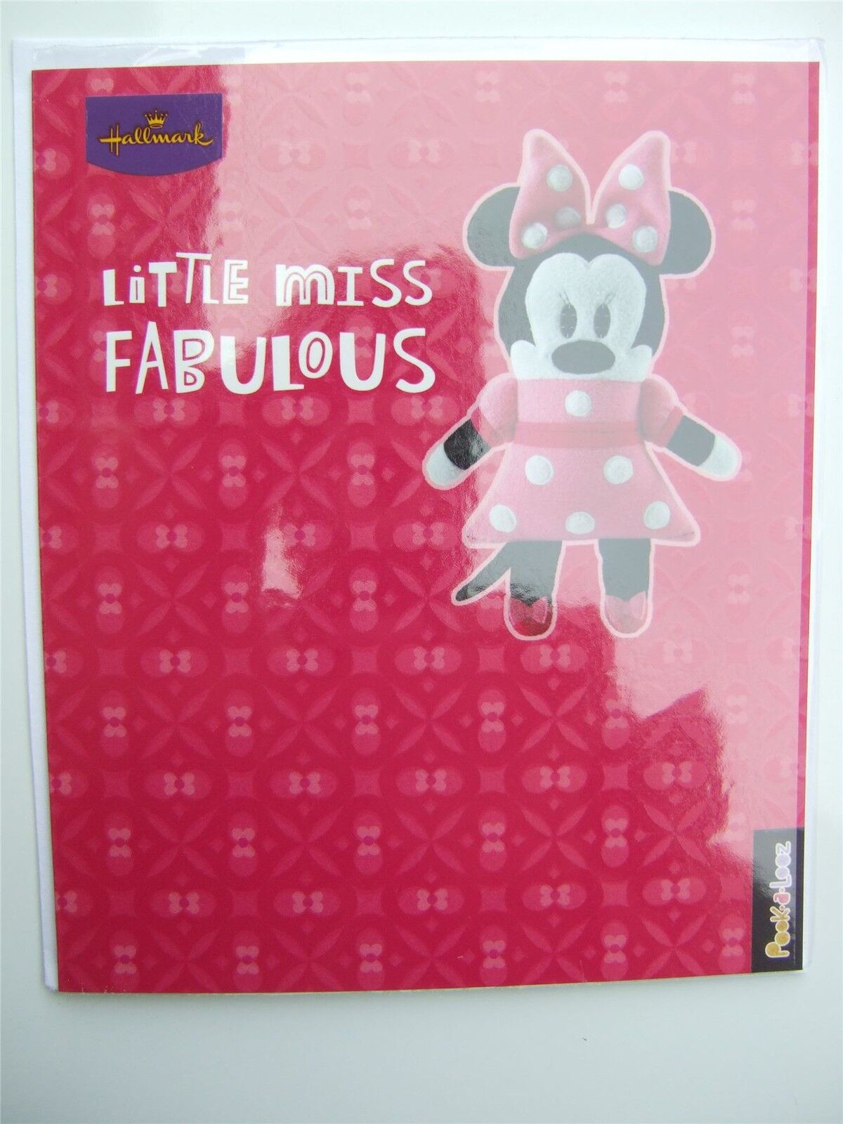 Minnie Mouse Pook-a-looz Birthday Card by Hallmark | eBay