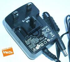 Iluv AC/DC Adaptador ZDA090150m-N iMM190 enchufe de Reino Unido