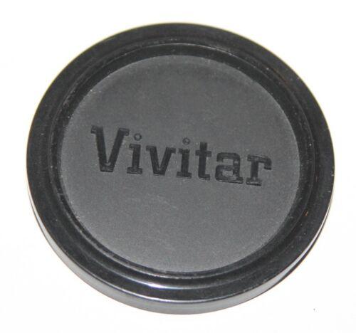 61.5mm Slip-On Lens Cap-en muy buena condición Vivitar