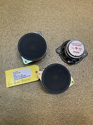 05 06 07 Magnum 300 charger Dash stereo speakers OEM P05059068AB