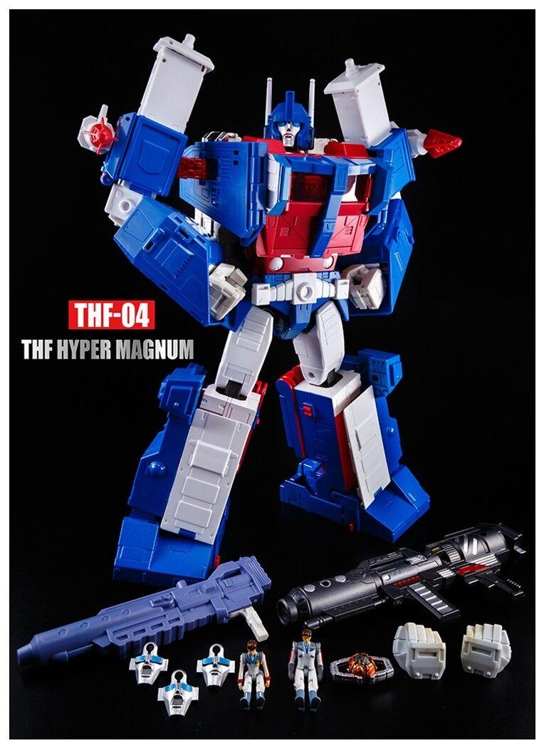 Nuevo Figura de Acción Robot Juguete THF-04 Hyper Magnum MP22 Escala Ultra Magnus en existencias